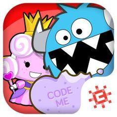 The Foos Coding 5+ | Make games! Kids learn programming logic. Free - http://appedreview.com/app/foos-coding-5-make-games-kids-learn-programming-logic-free/