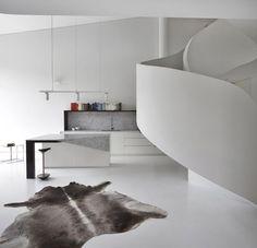 Loft Apartment Melbourne by Adrian Amore (6)
