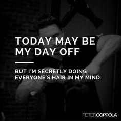 #HairstylistProblems