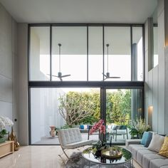 Gallery of Townhouse with Private Garden / baan puripuri - 2