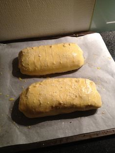 Wellingtons ready for the oven on new years 2011