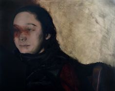 paintings by kenichi hoshine called untitled