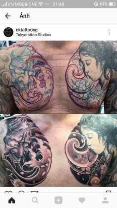 Best tattoo designs for women sleeve sunflower Ideas Chinese Tattoo Designs, Japanese Tattoo Art, Best Tattoo Designs, Tattoo Sleeve Designs, Sleeve Tattoos, Trendy Tattoos, Unique Tattoos, Cool Tattoos, Geisha