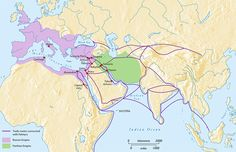 When All Roads Led to Palmyra.first century AD