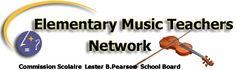 Elementary Music Teachers - lesson plans