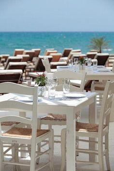 Galu restaurant, Larnaca Cyprus