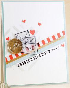 Carissa Wiley Sending you love, www.sprinkledwithglitter.com
