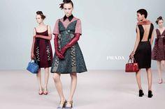 Prada - ad campaign Fall Winter 2015