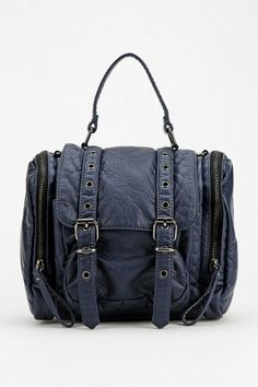 Deena & Ozzy Rayanne Mini Messenger Bag - Urban Outfitters
