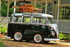 "VW ""Shorty"" Minibus"