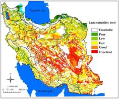 Land Suitability Analysis for #SolarFarms Exploitation Using #GIS and Fuzzy Analytic Hierarchy Process (FAHP) - A Case Study of #Iran #SolarEnergy https://adalidda.net/posts/aqjz3vaprPwsXJEeC/land-suitability-analysis-for-solar-farms-exploitation-using