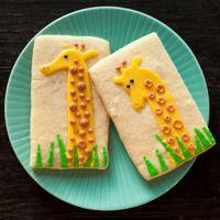 Giraffes <3 Adorable!