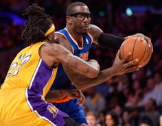 Lakers coach Mike D'Antoni happy Knicks' Amar'e Stoudemire is back from injury - NEW YORK DAILY NEWS #Lakers, #D'Antoni, #Knicks