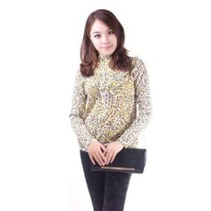 SHARE & Get it FREE | Fashionable Leopard Print Long Sleeve Knitted Sweater For WomenFor Fashion Lovers only:80,000+ Items·FREE SHIPPING Join Dresslily: Get YOUR $50 NOW!