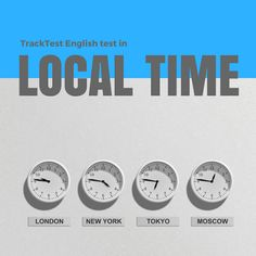 English Proficiency Test Online Blog: English test result in the local time