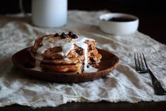 S'mores Pancakes by pastryaffair - need I say more?