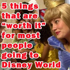 5 things that are worth it for most people going to WDW (Walt Disney World) Disney World Tips And Tricks, Disney Tips, Disney Fun, Disney Magic, Disney 2015, Disney Travel, Disney Cruise, Disney Parks, Disney Vacation Planning