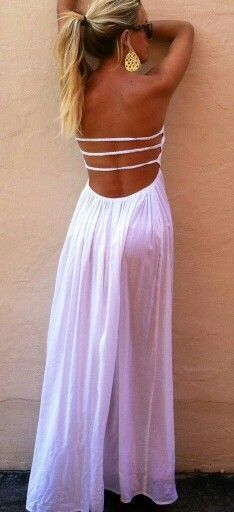 Grad party dress. So pretty