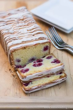 Ispahan Loaf Cake for French Friday's with Dorie. This one finally came in smelling like a rose.
