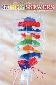 Tiny Tidbits: Party Favor - Gummy