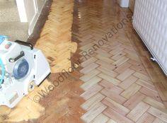 Double block boarder Wood Block Flooring, Oak Parquet Flooring, Wooden Flooring, Hardwood Floors, Flooring Companies, Restoration Services, Shag Rug, Home Decor, Wood Flooring