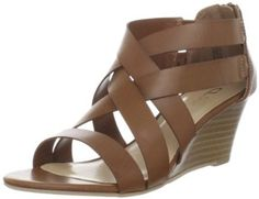 CL by Chinese Laundry Women's Treasure Chest Wedge Sandal: Shoes $19.50