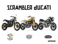 Ducati Scrambler Custom Rumble