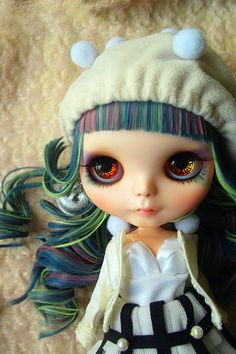 cute doll love it