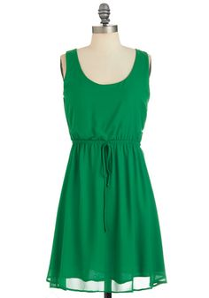 sur la grass dress from @ModCloth