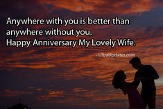 Beautiful wedding anniversary wishes status for wife in English. These romantic lines will make her day more special. Marriage anniversary status for whatsapp fb Anniversary Wishes For Wife, Marriage Anniversary, Anniversary Funny, Fb Status, Romantic, Facebook, Funny Birthday, Romance Movies, Romantic Things