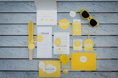 Sunny Moments - Endless Love! Ein zitronengelbes Styled Shoot von Marie Bleyer und The Perfect Day | Hochzeitsblog - The Little Wedding Corner