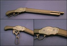 Chiappa Lever Shotgun (courtesy americanrifleman.com) perfect for killing zombies