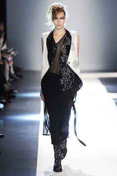 Ann Demeulemeester Spring 2015 RTW – Runway – Vogue