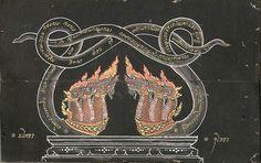 009-Libro de poesía Tailandesa- Segunda Mitad siglo XIX- Biblioteca Estatal de Baviera