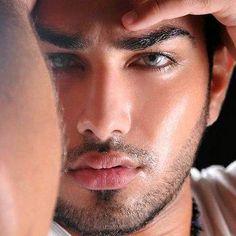 Hot Men, Sexy Gods Eyes