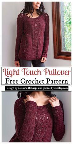 Mode Crochet, Bag Crochet, Crochet Jacket, Crochet Blouse, Crochet Clothes, Diy Blouse, Crochet Sweaters, Crochet Tops, Crochet Jumpers