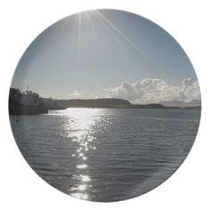 Sooled Design Lake with sunshine