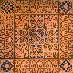 Image result for medieval paint patterns