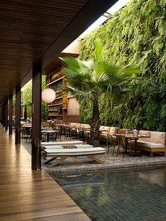 Restaurante Kaá: Local é um dos vencedores do Design Awards 2010