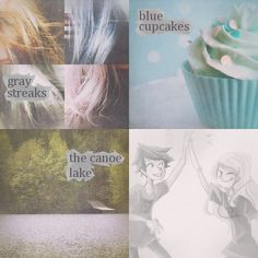 Just little Percabeth things. <3