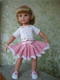 Два наряда для ваших принцесс. / Одежда для кукол / Шопик. Продать купить куклу / Бэйбики. Куклы фото. Одежда для кукол