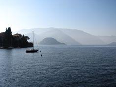 coastline around Varenna