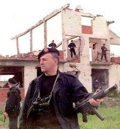 Bosnian War - Arkan's Tigers