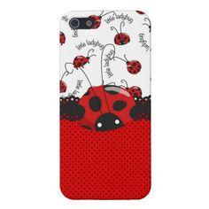 Ladybug Sweet Surprises iPhone 5 Cover