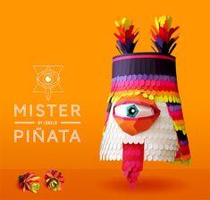 Mister Piñata - Lobulo Design