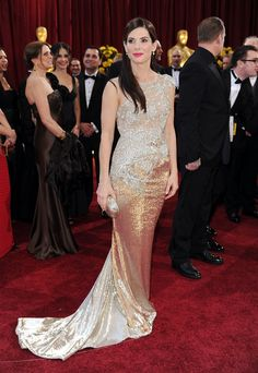 Geçmişten Günümüze Oscar'ın En İyi Kırmızı Halı Görünümleri ♥♥♥ Past to Present on Oscar's Best Red Carpet Appearance & Sandra Bullock 2010
