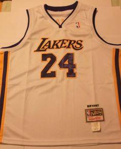 £24.99 NBA Kobe Bryant Jersey Vest Size 54 Made in USA Cheap Hardwood Classics Lakers   eBay