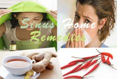 Home Remedy for Sinus #HomeRemedies