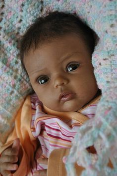 Livia baby doll=====reborn artist Jacky S