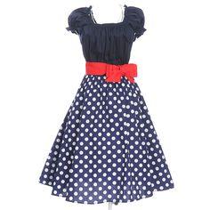 Großhandel 50er Jahre Retro-Kleidung...